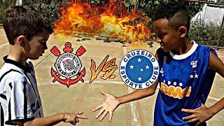 Corinthians vs Cruzeiro - Brasileirão de crianças (Brasileirinho 2019)