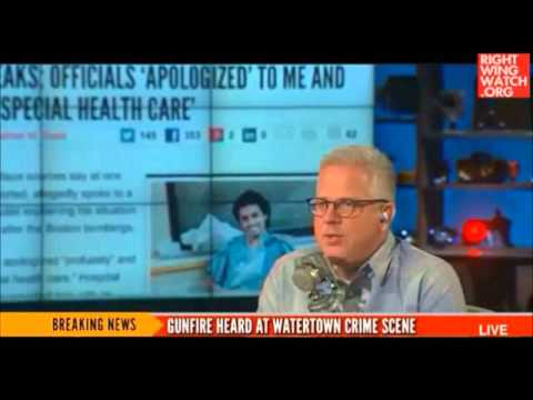 Glenn Beck To Expose Obama Boston Bombing Coverup - 4/19/2013