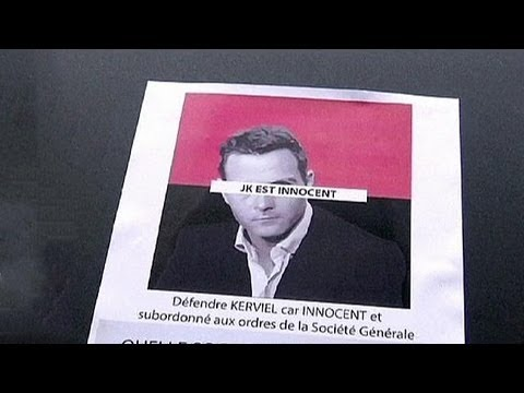 Jerome Kerviel refused audit of SocGen's losses - economy