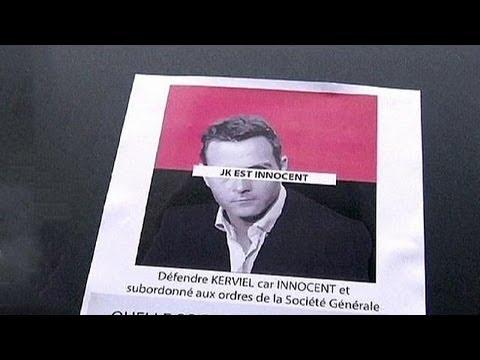 Jerome Kerviel refused audit of SocGen's losses - economy
