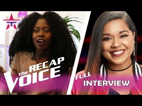 Cover Lagu Brooke Simpson Recaps Her AMAZING Win in 'The Voice Battles' | The Voice 2017