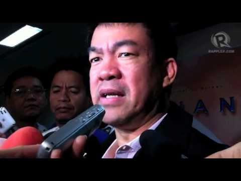 Koko on PNoy speech: It does not affect me