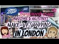 Lagu Come Drugstore Make-up Shopping in Boots & Superdrug!  London  Highstreet Brands