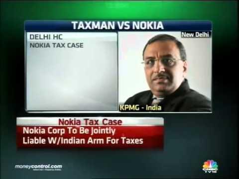 Nokia case smacks of I-T tyranny, tars India's image: KPMG