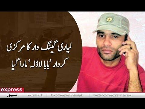 Lyari Gangster Baba Ladla killed