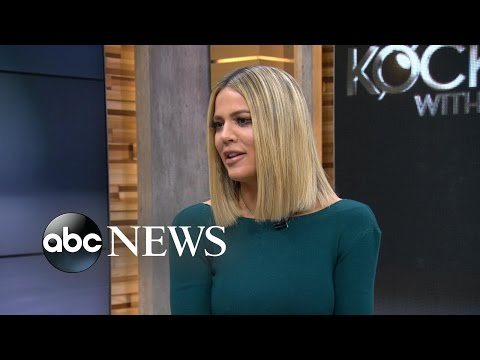 Khloe Kardashian Opens Up About Lamar Odom, New Talk Show