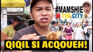 The ULTIMATE Street Food Tour in MANILA! #MamshieInTheCity