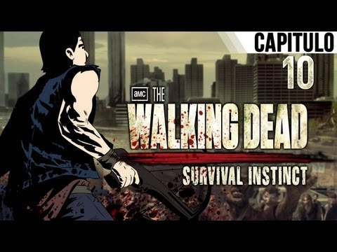 "The Walking Dead: Survival Instinct con ALK4PON3 Ep. 10 ""Me traen de Mandadero!"""
