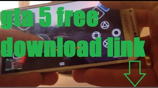 GTA 5 Android (GTA 5 APK + SD Data) | Free Download (2015)
