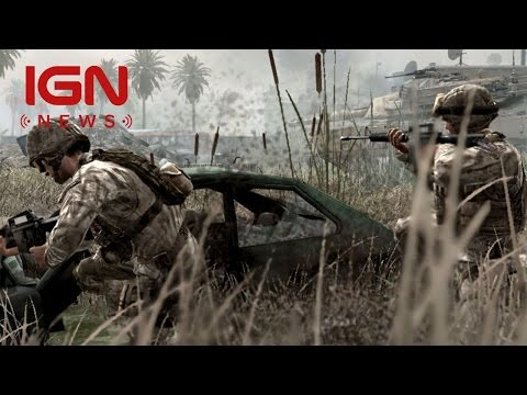 Call of Duty: Modern Warfare Remaster Could Be Real - IGN News