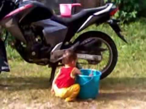 Video Kekompakan Ayah dan Anak