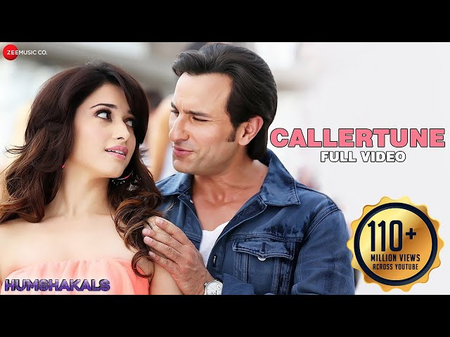 Caller Tune Full Video HD | Humshakals | Saif, Tamannaah ,Bipasha, Riteish