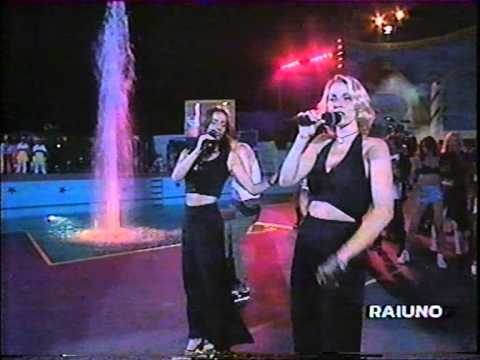 Bananarama - Every Shade Of Blue (live on Stelle Sull'acqua)
