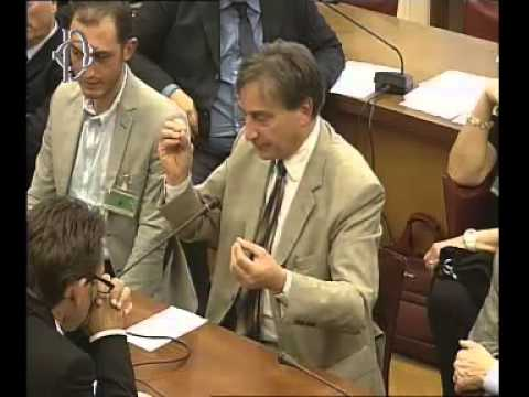 Roma - Coltivazione canapa, audizione esperti (19.11.14)