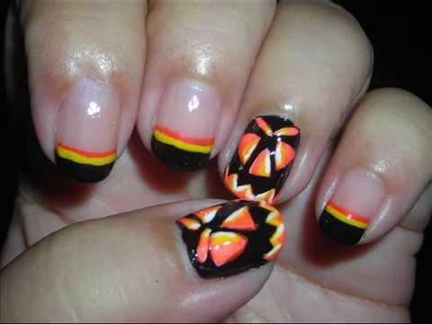 Nail Art - Halloween Nails