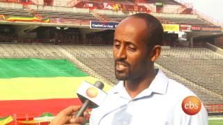 Sport America  - Interview With Caoch Amsalu Fikadu