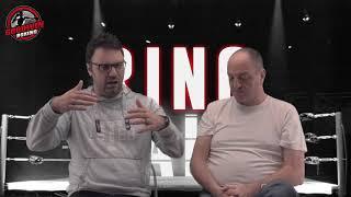 RING TALK - EPISODE 20 - GOODWIN BOXING - 14th April 2018