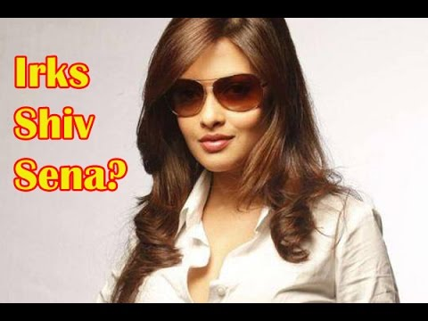 Sena irked with Riya Sen over alleged remarks