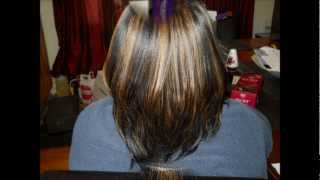 Outre Duby Invisible Part Quick Weave
