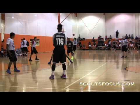 Team9 #116 Malik Bowden, 5'8 144lbs, 2014 Forest Park High School VA