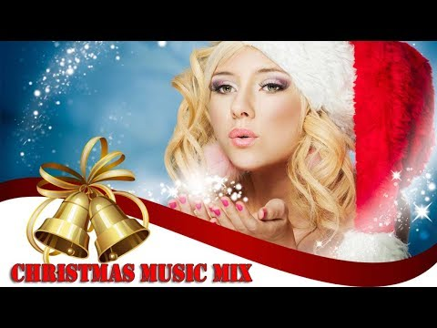 Nonstop Christmas Songs ♪ Techno Dance Mix - Jingle Bells & More Remix 2018