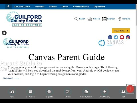 Distance Learning for Students-Canvas