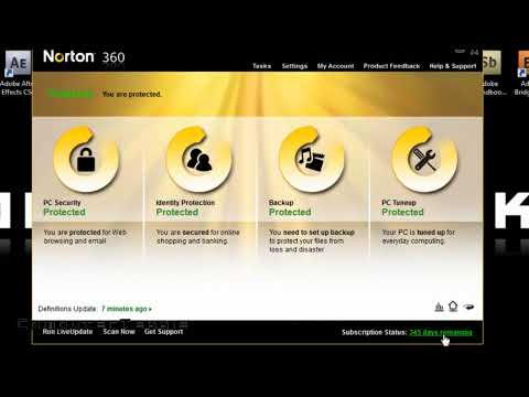 Norton 360 All-In-One Security Review