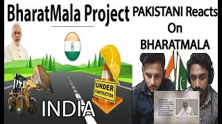 Pakistani Reacts On Bharatmala Road Infrastructure project in India - AA Reactions