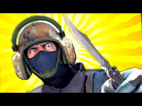 RIP BUTTERFLY KNIFE + SKINS! CS GO OVERWATCH! Funny Counter Strike Global Offensive VAC WALL HACKER