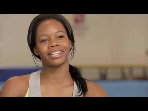 Gabby Douglas: Back in the Gym!