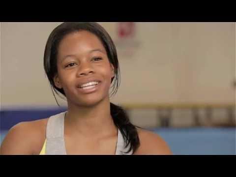 Gabby Douglas: Back in the Gym!