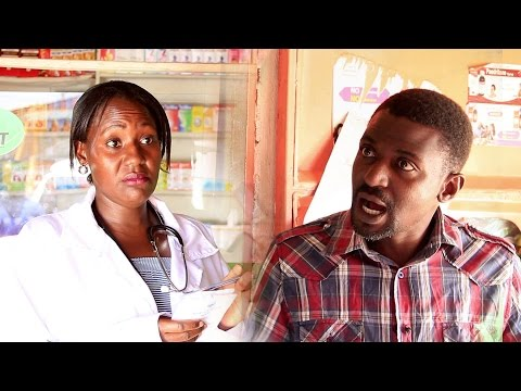 mathematics every where (Comedy made in Africa)