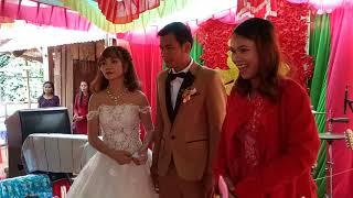 Đám cưới H Tuyêt niê & Y Đon Hmok, 14/01/2018