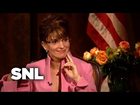 Couric / Palin Open - Saturday Night Live