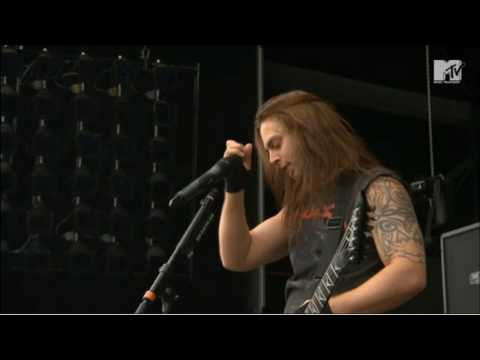 Bullet For My Valentine All These Things I Hate Live  Rock Am Ring 2010 Hd video