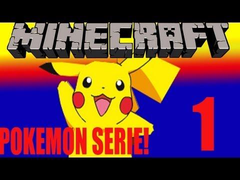 Minecraft 1.3.2 Mini-Serie Mods Pixelmon! Cap.1 Un buen comienzo!