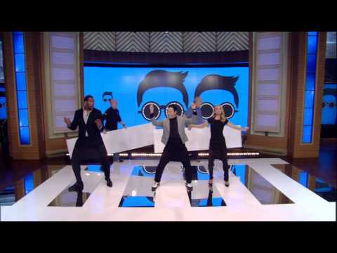 PSY, KELLY & MICHEAL - GENTLEMAN (Dance Cover)