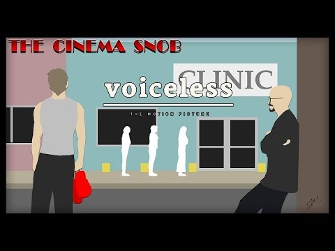 The Cinema Snob: VOICELESS