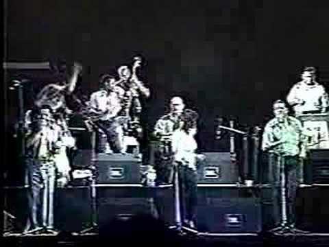 Orquesta El Sabor De Nacho :   Sanson Batalla    (guaguanco) video