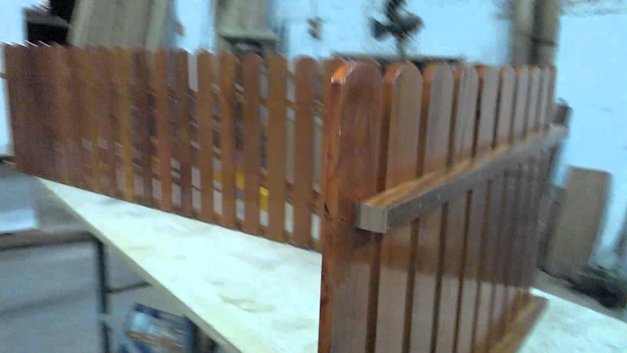 cerca de madeira para jardim em recifeCerca de madeira – YouTube