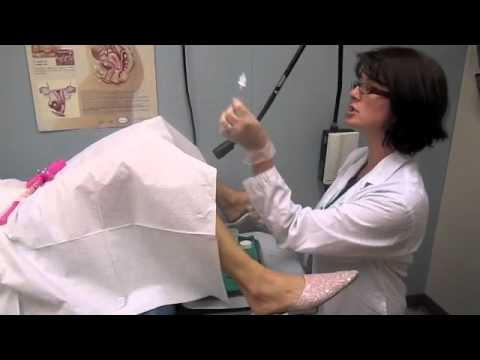 Pap Test Video Pap Test a Step-by-step Look