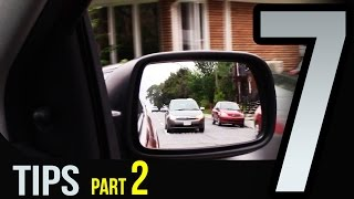 7 Tips For The Driving Exam - Part 2
