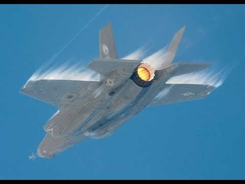F-35 The Future Is Now Extreme Bad ASS