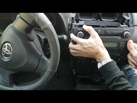 Toyota Corolla 2007 2011 Android 5 1 car dvd player unboxing. installation. review