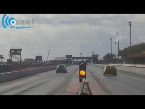 Audi S4 115 mph vs BMW M3 E36 Salinas Speedway 2015