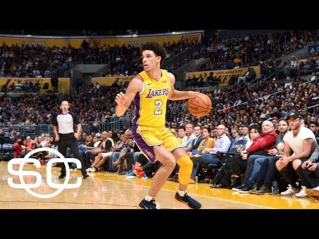 Lonzo Ball is happy his journey landed him with the Lakers | SportsCenter | ESPN