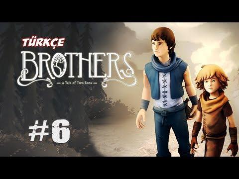 Brothers - A Tale of Two Sons [Türkçe] - 6.Bölüm - Karlar Altındaki Şehir