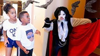 FUNNY GUEST VISITS??? - Shiloh and Shasha - Onyx Kids
