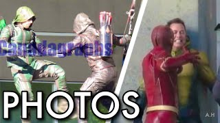 """Download """"Crisis On Earth X"""" Photos 