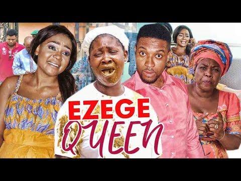 EZEGE QUEEN 1 (MERCY JOHNSON) - LATEST 2017 NIGERIAN NOLLYWOOD MOVIES thumbnail